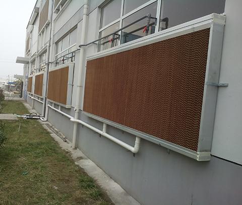 通风降温工程案例